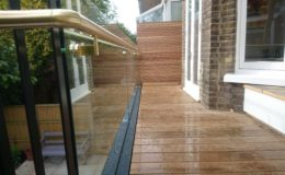 Glass Balustrade London