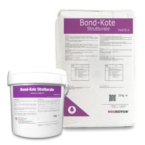 Bond-Kote Stgrutturale is concrete repair mortar