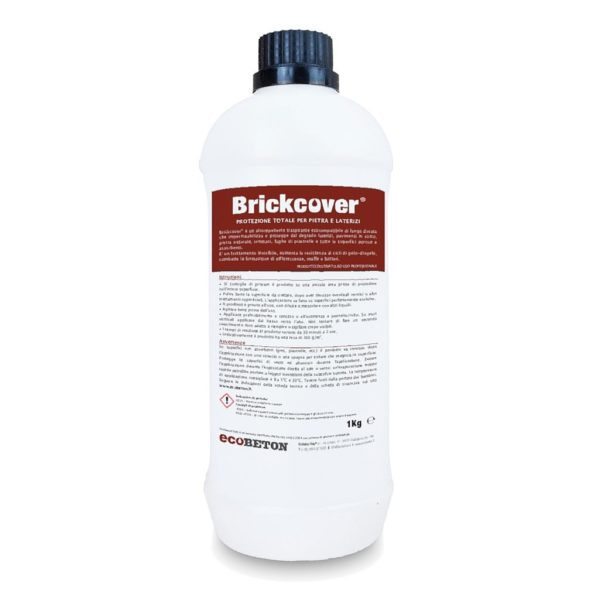 Brickover - brick protection from mold and deterioration