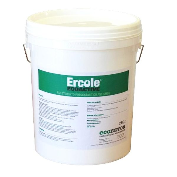 Ercole Ecoactive - air purifing external render