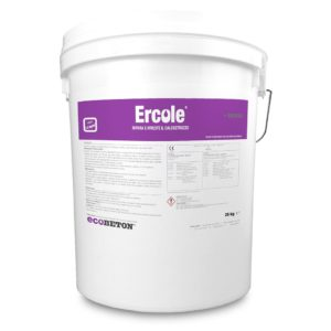 Ercole - microcement base for internal and external use